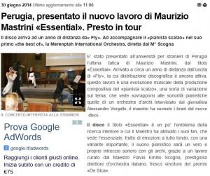 Umbria24, 30/6/2014