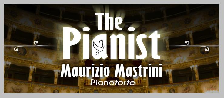 Header - The Pianist - Maurizio Mastrini