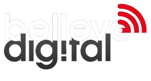 Believe Digital logo